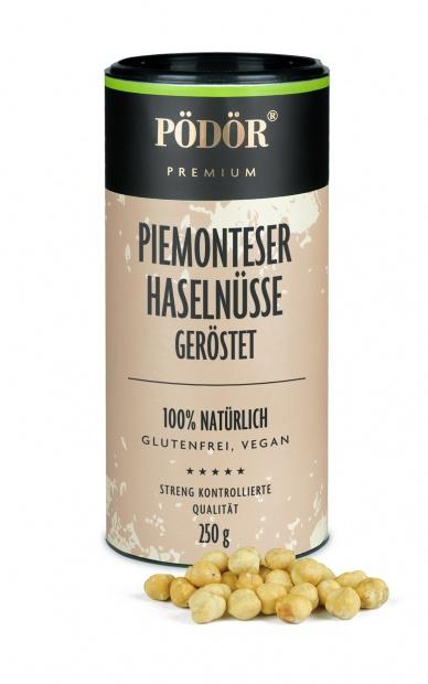 Piemonteser Haselnüsse - geröstet_2