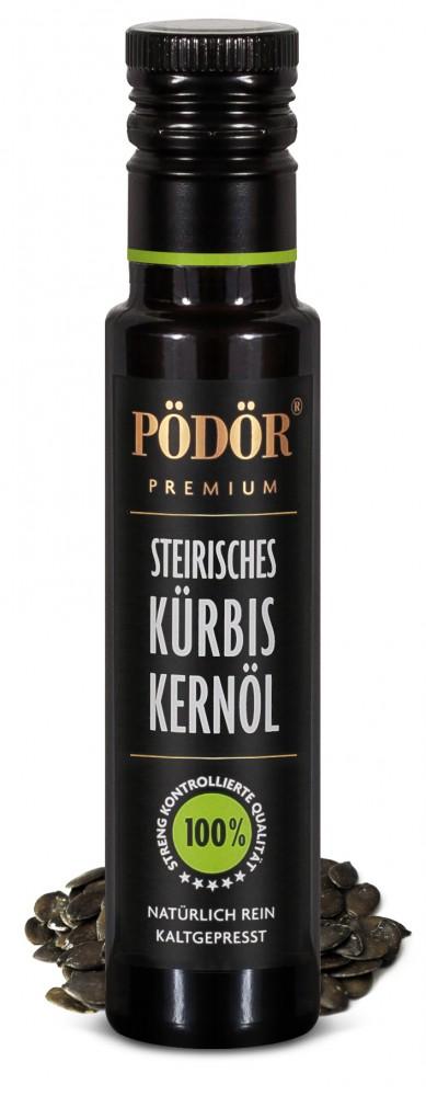 Kürbiskernöl, Steirisch