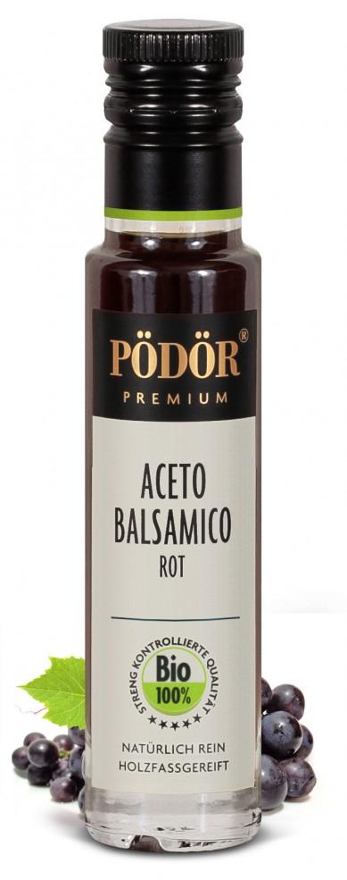 Aceto Balsamico Rot - Bio