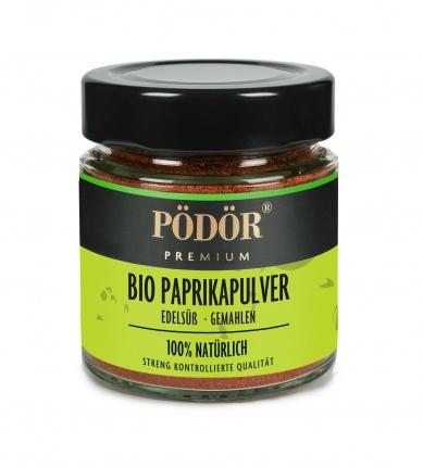 Bio Paprikapulver, Edelsüß  - gemahlen_1