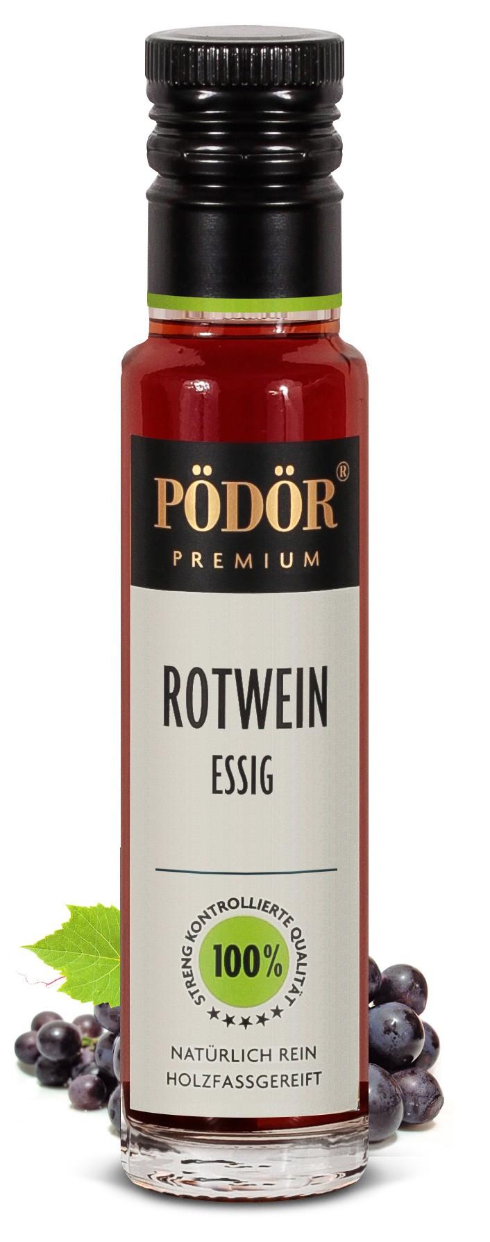 Rotweinessig