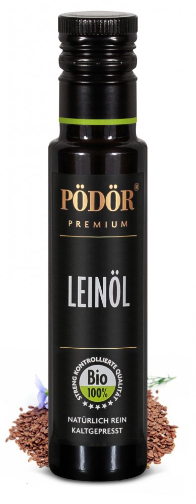 Leinöl - Bio