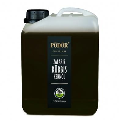 Bio Kürbiskernöl, Zalariz kaltgepresst_4