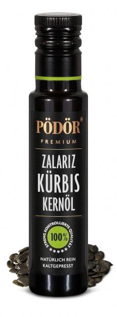 Kürbiskernöl, Zalariz kaltgepresst_1