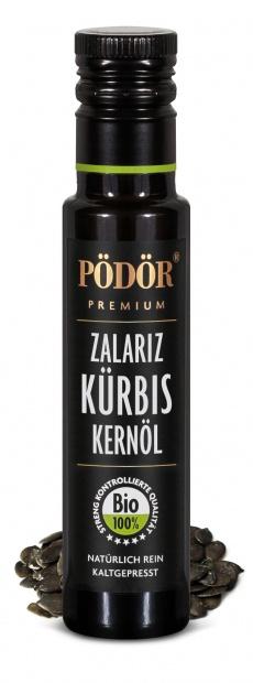 Bio Kürbiskernöl, Zalariz kaltgepresst_1