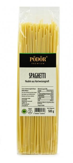 Spaghetti - Nudeln aus Hartweizengrieß_1
