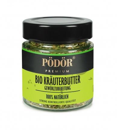 Bio Kräuterbutter - Gewürzzubereitung_1