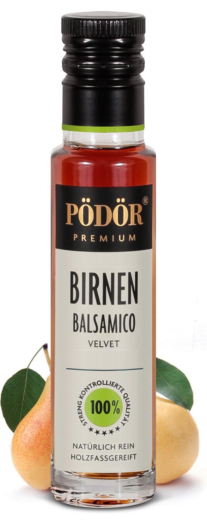 Birnenbalsamico Velvet