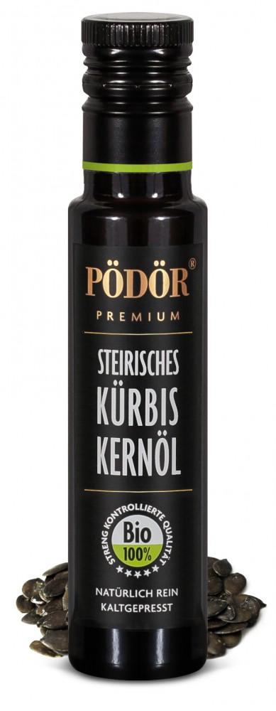 Kürbiskernöl, Steirisch - Bio
