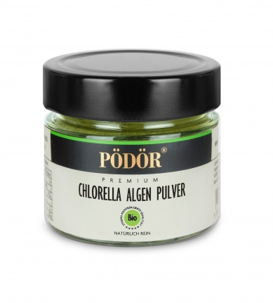 Bio Chlorella Algen Pulver_1