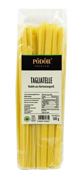Tagliatelle - Nudeln aus Hartweizengrieß_1